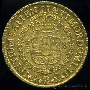 8 Escudos de Felipe V (México, 1745) 519560579