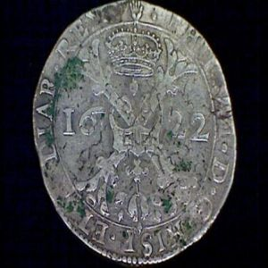 1 Patagón de Felipe IV 537389341