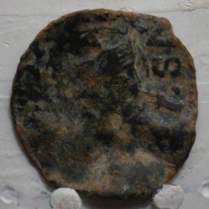 Dinero de Carlos II (Aragón, 1665-1700) 546416369