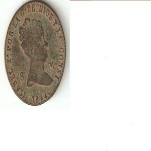Otra de Isabel II de 1844 553540124