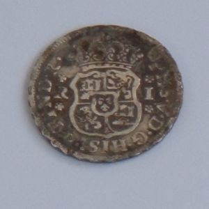 1 Real de Felipe V (México, 1743) 575006743