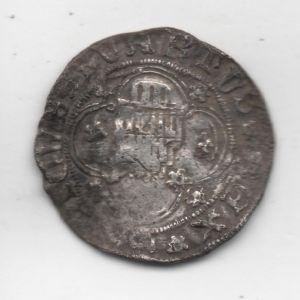 Medio Real de Enrique IV (Segovia) 578691848