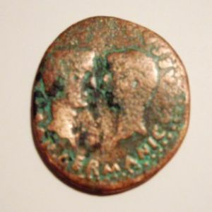 As Hispanorromano de COLONIA ROMVLA bajo Tiberio 588137005