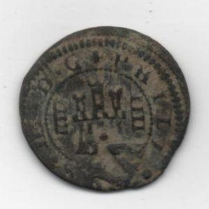 4 Maravedís de Felipe III (ingenio Segovia, 1618) RESELLO VI/1641-2 590521133