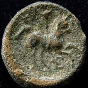 AE 17 de Filipo II de Macedonia 623220505