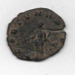 Antoniniano de Galieno (FORTUNA REDUX) 627623912