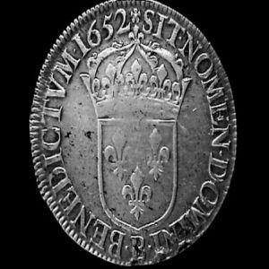 1 Escudo de Luis XIV 629391888