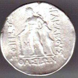 Tetradracma de Tasos, Tracia. 6409236