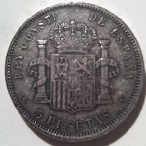 Un lote de monedas falsas, duros, dollares, pesos mexicanos, etc 64835543