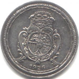 Inusual artículo: España 50 centimos 1926 no seleccionada moneda de prueba? 655205813