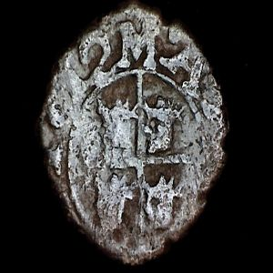 1 Dinero de Aragón de Felipe V 658495285