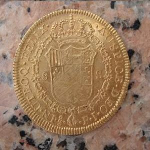 8 Escudos de Fernando VII 695712172