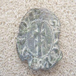 Dinero de Aragón de Jaime II.  700264723