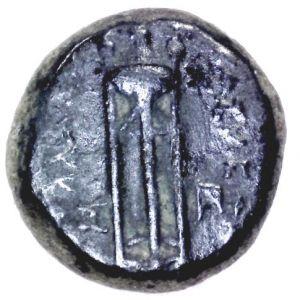 AE 14 seleucida de Seleucos I Nikator 70890134