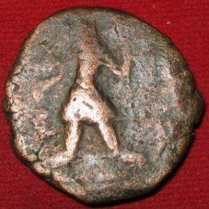 AE Tetradracma kushan de Kanishka I 726490061