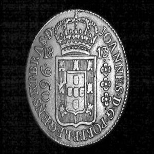 960 Reis, Brasil, 1813 737872872