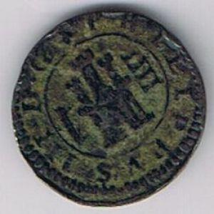 4 Mravedíes de Felipe III (Segovia, 1606) 749020532