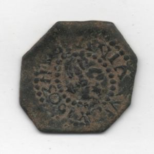 2 Maravedís de Felipe III (Granada, 1603) 750696596