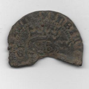 Real de Vellón de Enrique II (sin ceca, 1369) emisiones posbélicas [Roma 250, 14] 758529496