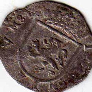 Cuartillo de Vellón de Felipe II 774170671