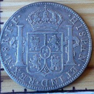 8 Reales de Carlos III (México, 1778) 788044625