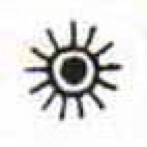 INDIA-IMPERIO MAURYA - KARSHARPANA DE ASOKA - 272 AL 232 A.C 793183690