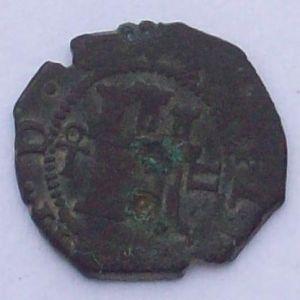 Dos Maravedís de Felipe III 800185010