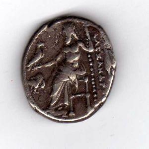 Alejandro Magno dracma, de Lampsacus 872606834