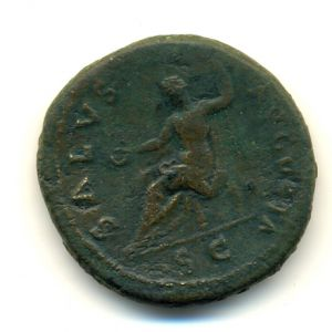 Sestercio de Vespasiano 875642956