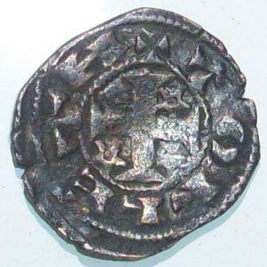Dinero-pepión de Alfonso VIII (1157-1256) [Roma nº 194]   884726335