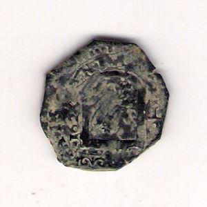 8 Maravedíes de Felipe III ó IV  904757991