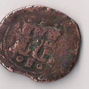 2 Maravedíes de Felipe II (Coruña, 1566-1598) 906446649