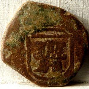 2 Maravedís de Carlos II (Coruña, 1685) 913023793