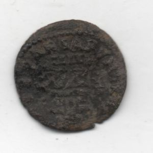"""4 Maravedíes """"busto"""" de Felipe IV (Trujillo, 1662) 918247820"""