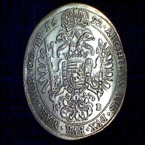 Thalero de Leopoldo I (Krezmmitt, 1692) 961649721