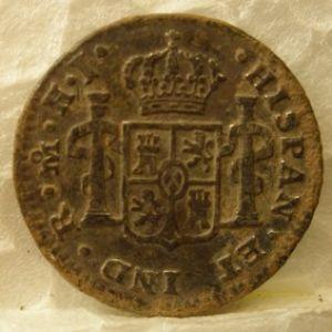 [1/2] Medio Real de Fernando VII (México HJ, 1811) [WM n° 7377] 977858855