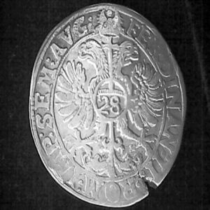 28 Stuivers a nombre del emperador Fernando III  978712931