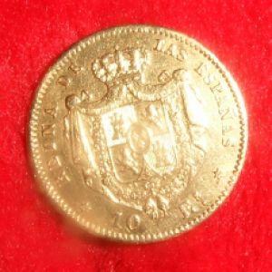 10 escudos Isabel 2ª 990697094