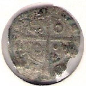Dinero de Jaime II (Barcelona) 992851094