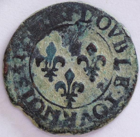 Double tournois Louis XIII de l' Atelier de Riom = O 268957536