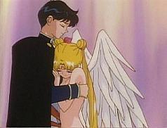 Sailor Moon 200 - L'AMOR DE LA BUNNY: LA LLUM QUE IL·LUMINA LA GALÀXIA Ep200
