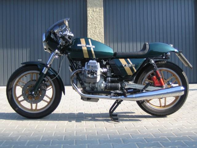 Moto Guzzi SP 650 1983 Mayrockv65
