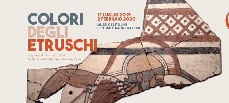 """OmoGirando la Centrale Montemartini e la mostra """"Colori degli Etruschi"""" - 2 febb Colori-degli-etruschi-800x360"""