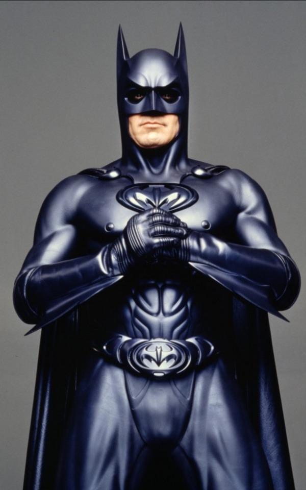 BATMAN ET ROBIN : panther suit ( Georges Clooney ) 1997 George_clooney_as_batman