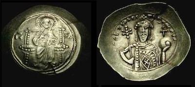 مسكوكات الامبراطور ألكسيوس الأول كومنينوس Sb1893