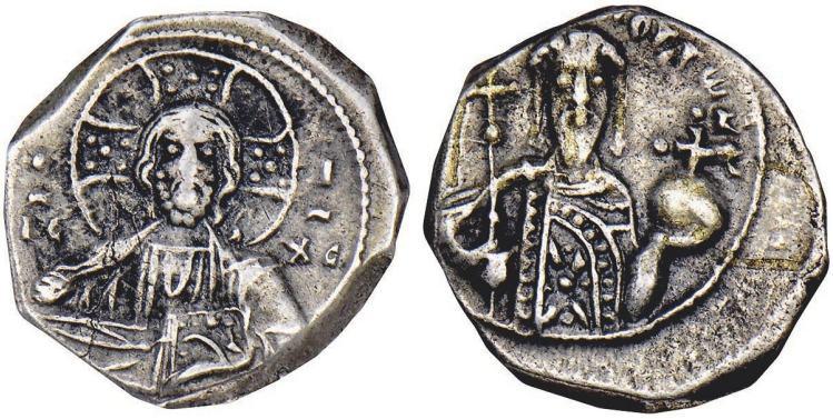 مسكوكات الامبراطور ألكسيوس الأول كومنينوس Sb1895