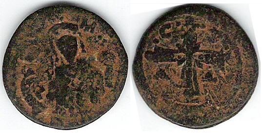 مسكوكات الامبراطور ألكسيوس الأول كومنينوس Sb1910