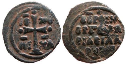 مسكوكات الامبراطور ألكسيوس الأول كومنينوس Sb1911