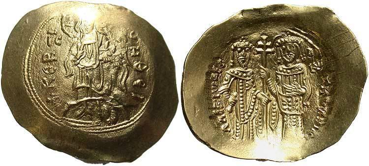 مسكوكات ألكسيوس الثالث انجيلوس Sb2008