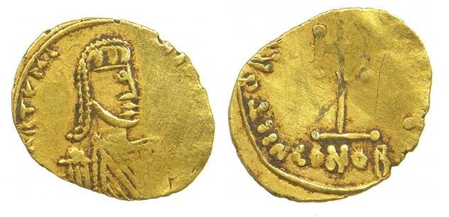 مسكوكات الامبراطور  أناستاسيوس الثاني Sb1473b